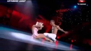 SYTYCD 2011 Ukraine - Jazz (Вася и Катя.Танцуют все 4) Enrique Iglesias - Hero