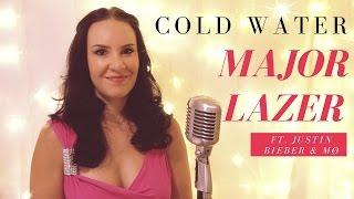 Cold Water (acoustic singing cover) Major Lazer (ft. Justin Bieber & MØ)