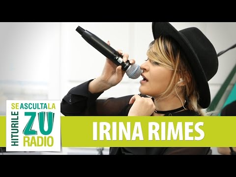 Irina Rimes - Da Ce Tu / Haina Ta (Live la Radio ZU)