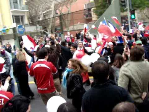 CHILE / SUIZA