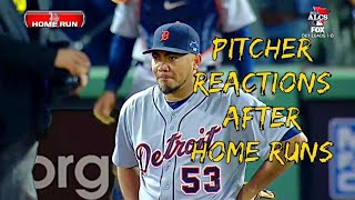 Epic Pitcher Reactions After Giving Up Homers