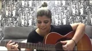 Paula Mattos Cover - Que Bom Você Chegou( Bruna Karla  )