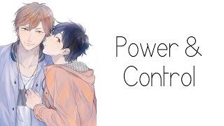 Nightcore - Power & Control [male] +lyrics