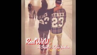 Steezy Feat Kayla Jordan - Real Wit You #SteezyMusic