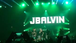 J Balvin y Nicky Jam - Ay Vamos (REMIX) concierto en Panama