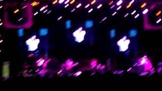 Natalia Kills en Argentina - Fuck you (Cee-Lo Green) PEPSI 2011