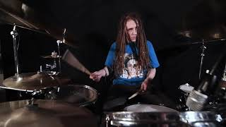 $UICIDEBOY$ - NOW IM UP TO MY NECK WITH OFFERS - Drum Cover