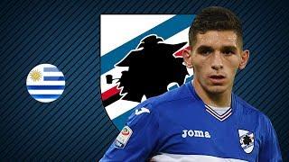 LUCAS TORREIRA   Sampdoria   Goals, Assists, Best Defensive Skills   2017/2018 (HD) width=