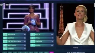 Amir feat. Élodie Gossuin - J'ai cherché (France) Eurovision 2016