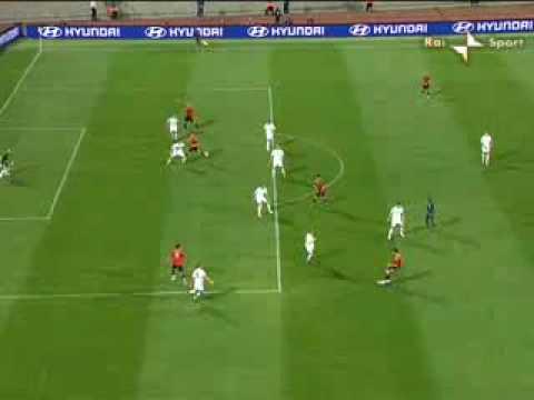 Spagna – Nuova Zelanda 5-0 del 14.06.2009 Confederations Cup