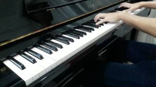 Boku no Hero Academia S2 OP- Peace Sign (Piano Cover)