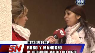 ROBO Y MANOSEO