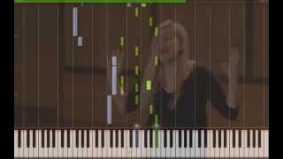 La Famille Bélier - Je vole (Louane) Synthesia [by Midifun]