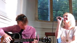 Somewhere Over The Rainbow, Eva Cassidy (Cover by Lucy Sturgess & Murray Gardiner)