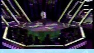 Agnaldo Timóteo cantando no Globo de Ouro