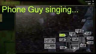 "FnaF 3 characters ""singing"" Follow me by TryHardNinja"