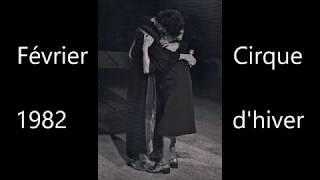 Jacques Higelin et sa mère au Cirque d'hiver