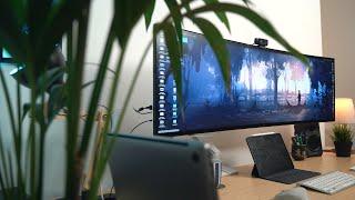 My Productivity Desk Setup (2019)