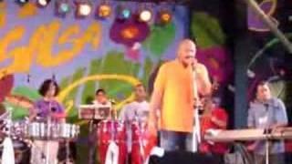 Oscar D'León en Isla de Salsa 2007