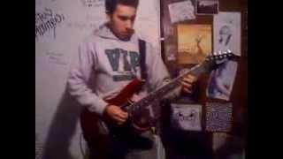 Blackbird . Alter Bridge - Cover solo -