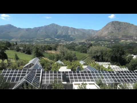 A few impressions of Le Franschhoek Hotel