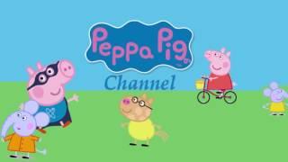 ALFABETO DA PEPPA PIG COMPLETO - VÍDEO EM PORTUGUÊS
