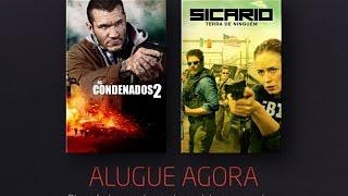 Os Condenados 2 e Sicario: Terra de Ninguém - Telecine On