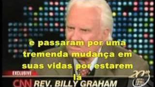 Billy Graham e a grandeza da misericórdia de Deus