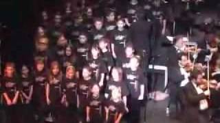 Sam Glaser • Kol Bamidbar • Live in LA with Kids Choir and Orchestra