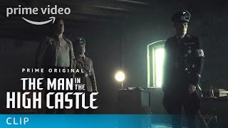 The Man in the High Castle Season 1 - Why Was This Man Left Unattended?    Amazon Video