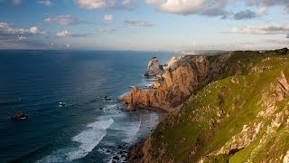 Cabo da Roca (Cape Roca) in Sintra, Portugal
