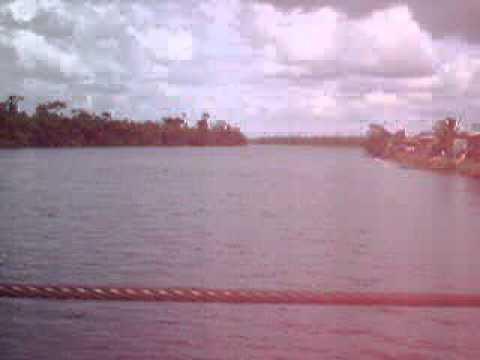 Río Wawa, Puerto Cabezas, Nicaragua 04