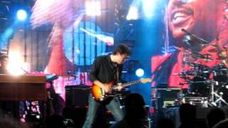 John Mayer guesting on #41 with DMB - Hollywood Bowl 10/2/07