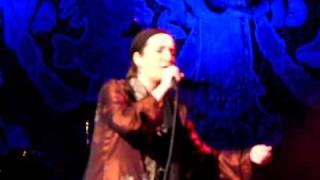 Dulce Pontes - Estranha forma de vida (excerto) Palau de la Música 4-03-2010