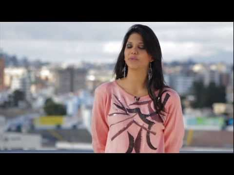 Veronica Vargas Miss Mundo Ecuador 2011