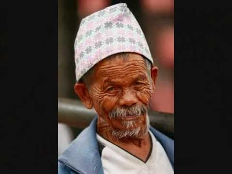 The Face of Nepal