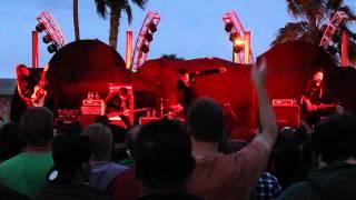 Nine Lashes - Get Back LIVE at REDvolution Tour in Phoenix