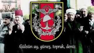 """TSK Armoni Mızıkası : """"Vatan Marşı"""" (Mülkiye Marşı)"""