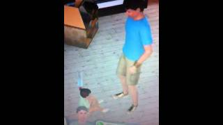 The sims 3 imaginary friend
