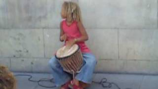 awesome Djembe performance!!
