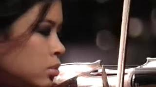 Vanessa-Mae plays Bach's Partitia in E