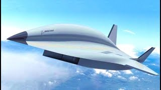 New Spy Plane Can Travel At Five Times The Speed Of Sound