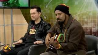 Salomão do Reggae - Crente é Crente - Programa Verdade Gospel