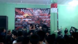 Beauitiful at Night - Live performance natar berkarat II