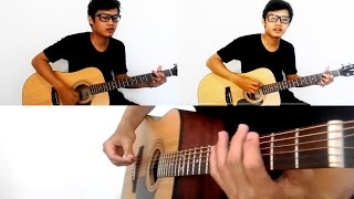 PUPUS - dewa 19 - Acoustic Guitar Cover
