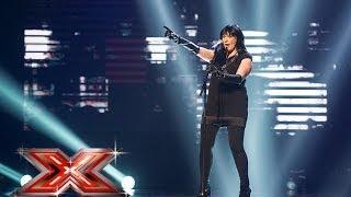 Kaliopi - Crno i Belo - X Factor Adria - LIVE 6