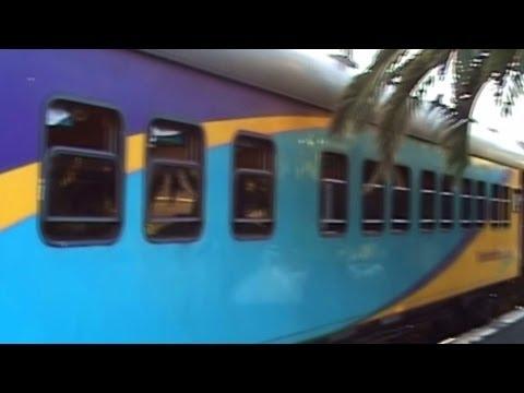Rail Travel in South Africa: Shozaloza Mayl