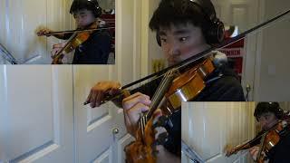 Moonlight Tango [Violin Cover]