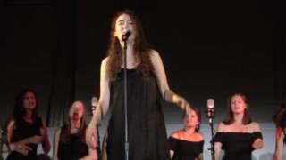 UVM Cat's Meow A Cappella: Hey Mami; Emily Soderberg