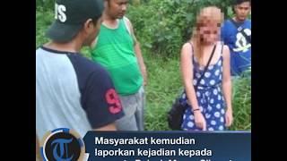 Pertama Kalinya Di Mentawai, Bule Denmark Diperkosa Warga Indonesia Di Semak Semak, Begini Kronologi